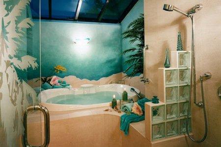 Фото 1 интерьер ванной