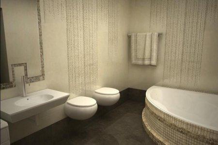 Фото 1 зеркало в ванной