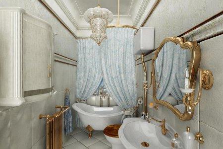 Фото 1 детали в ванной