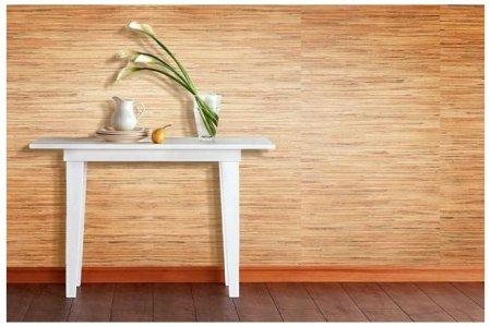 7 натуральных покрытий для стен