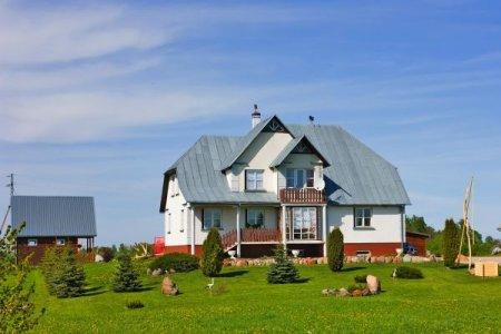 7 типов крыш для загородного дома