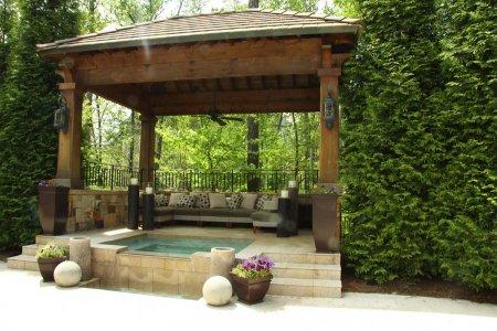 Фото 1 с мини-бассейном