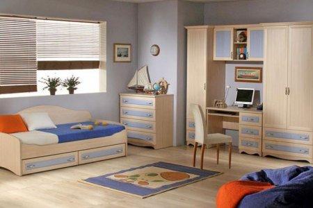 Фото 1 расстановка мебели