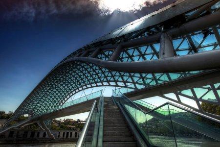 Фото 1 мост в Грузии