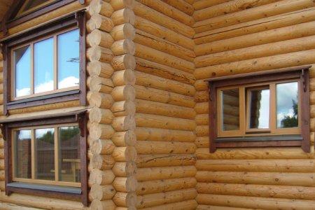 Фото 1 деревянные окна
