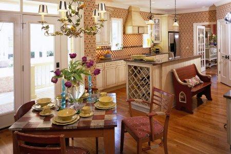 7 причин оформить квартиру в стиле «кантри»