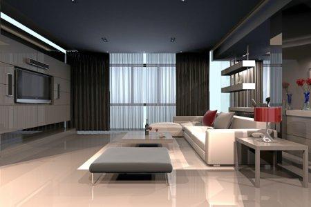 7 идей использования стены над диваном в гостиной