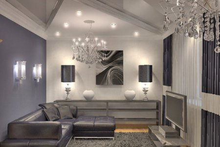 7 способов использования серого цвета в дизайне интерьера