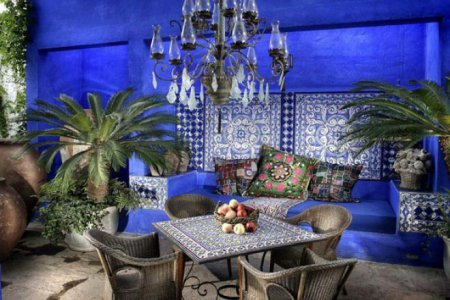 7 способов использования арабского стиля в дизайне интерьера