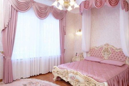 7 идей использования розового цвета в дизайне интерьера