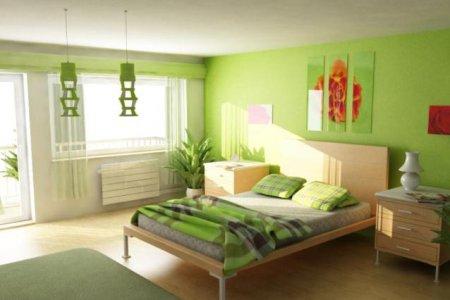 7 идей весеннего интерьера в спальне