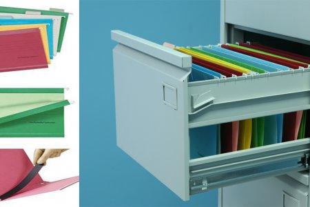 7 идей мебели для хранения документов в интерьере офиса