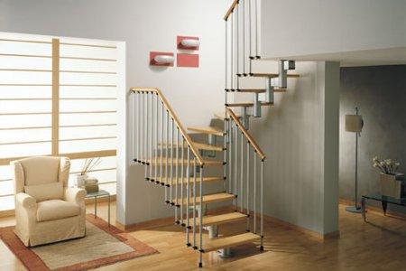 7 шагов в строительстве лестницы между этажами