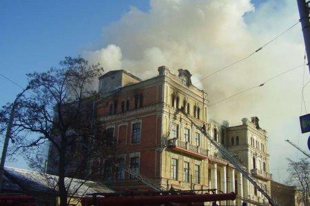 Защищаем свою недвижимость от потопа и пожара