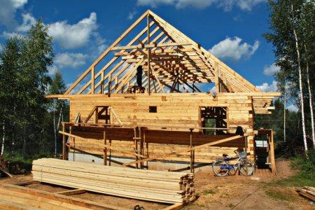 Основные преимущества и недостатки домов, выполненных из бруса