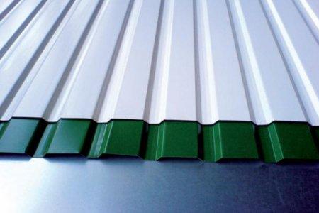 Профильный лист при строительстве - незаменимый материал