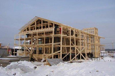 Можно ли строить в зимний период?