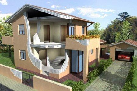 Строим загородный дом: как сэкономить?