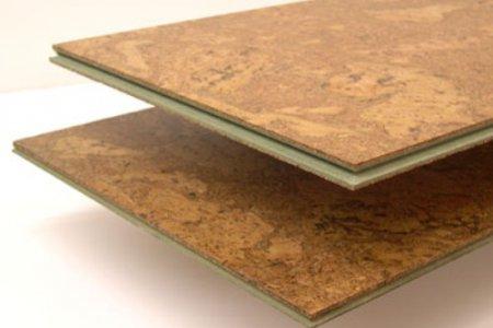 Пробковые напольные покрытия