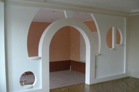 Гипсокартон для строительства и ремонта помещений
