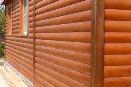 Строим домик в деревне, или использование блок-хауса