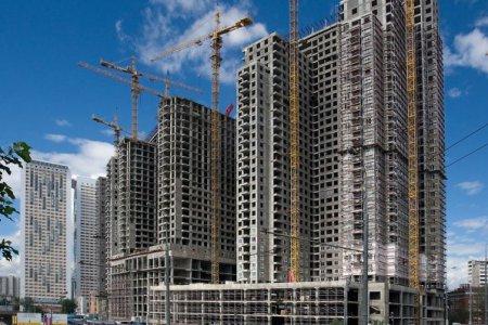 Преимущества монолитных жилых домов