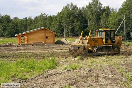 земельный участок для строительства дачи