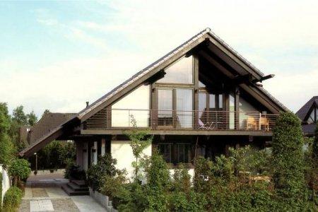 Особенности строительства домов в стиле фахверк