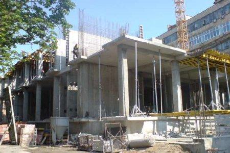 Фото 1 укрепление монолитного дома