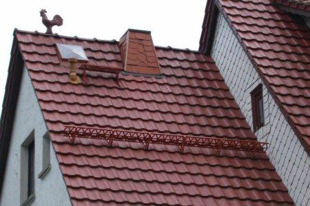 Выбираем материал для крыши - металлочерепица