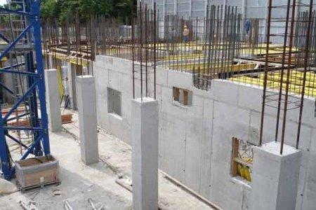 Строительство монолитных конструкций — быстро и выгодно