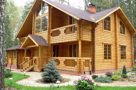 Деревянные дома: за и против