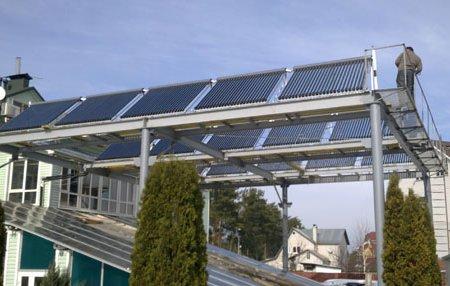 Фото 1 Можно ли построить солнечный дом в России