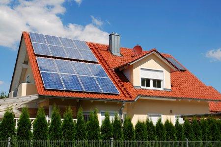 Фото 1 Проектирование солнечного дома