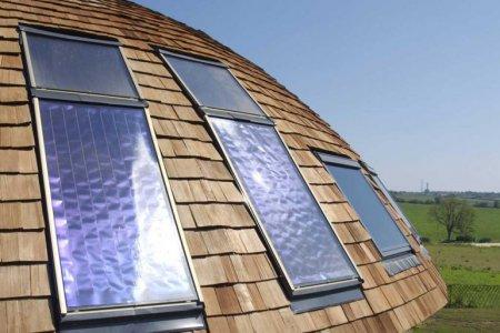 Фото 1 Солнечный дом в мировом строительстве