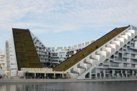 Фото 1 Зеленые крыши в Копенгагене