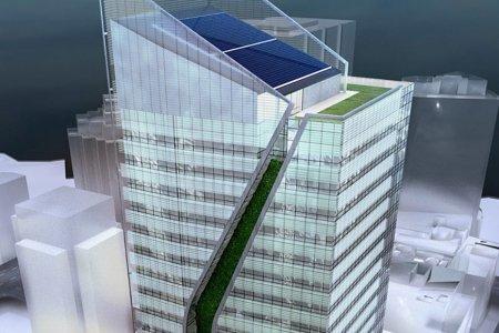 Фото 1 Зеленое строительство в Ванкувере