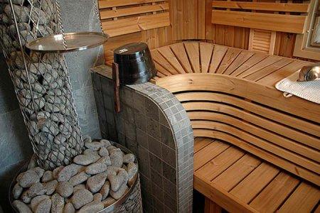 Фото 1 Печь в бане