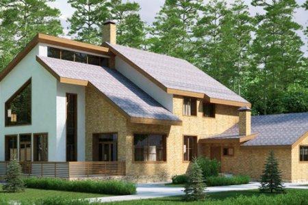 Фото 1 Технологии строительства частных домов