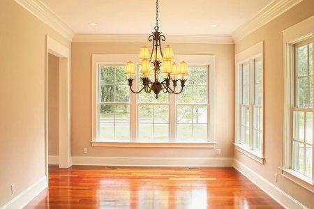 Некоторые правила освещения в доме