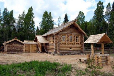 Фото 1 Деревянный дом и влага