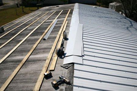 Фото 1 Стоит ли делать пологую крышу?