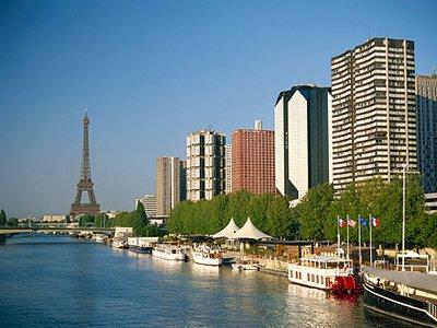 Фото 1 Парижская недвижимость дешевле лондонской