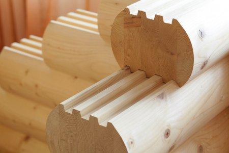 Фото 1 Изготовление клееного бруса