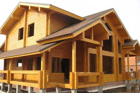 Новые свойства строительных материалов сделанных из дерева