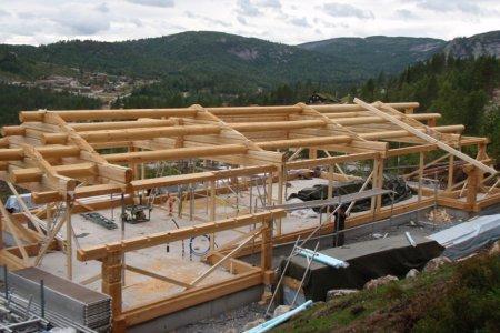 Особенности строительства домов в Скандинавии