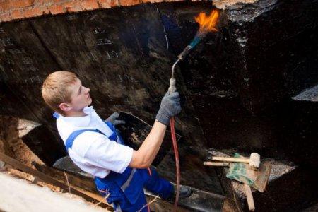 Фото 1 Шовная и бронирующая гидроизоляция