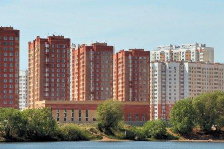 Фото 1 Старые и новые спальные районы Москвы
