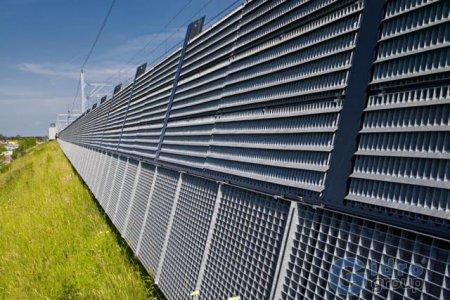 Фото 1 Применение решетчатого настила в гражданском строительстве
