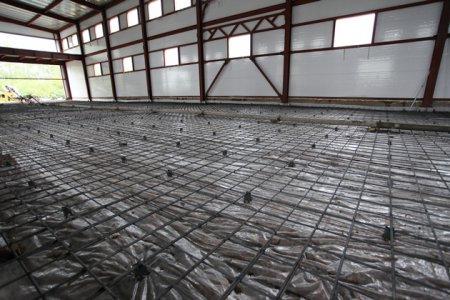 Технологии строительства бетонных полов